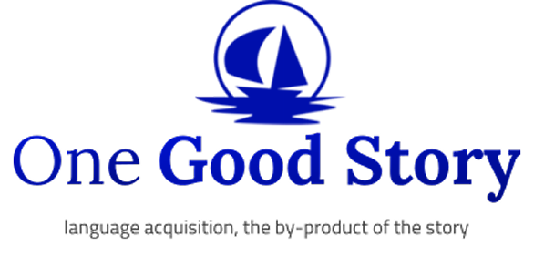 One Good Story, Logo